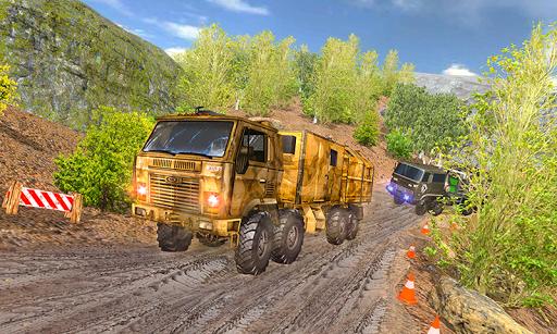Offroad Mud Truck Simulator 2020: Dirt Truck Drive 1.8 Screenshots 4