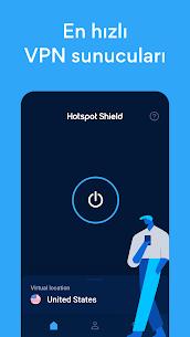 Hotspot Shield Full + Premium apk indir v8.2.1 2