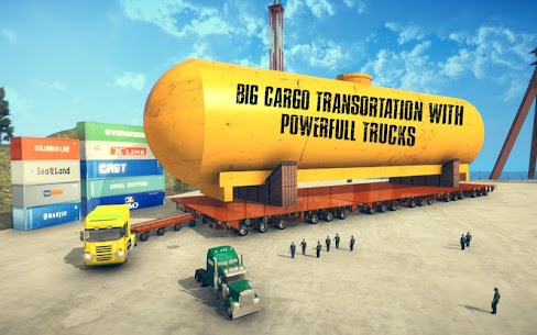 Oversized Cargo Transporter Truck For Pc, Windows 10/8/7 And Mac – Free Download (2021) 2