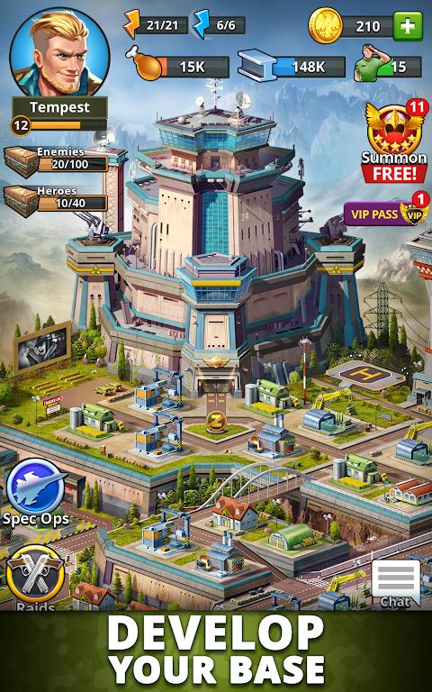 Puzzle Combat: Match-3 RPG poster 9