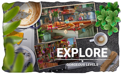 Hidden Objects Messy Kitchen u2013 Cleaning Game 2.1.1 Screenshots 14