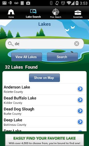 ifish north dakota screenshot 3