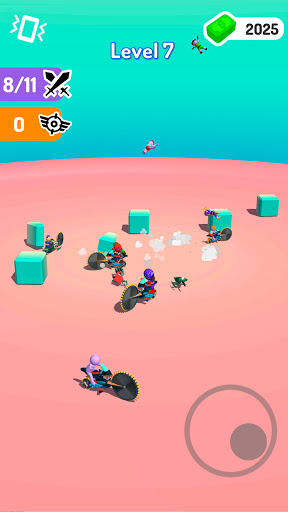 Saw Machine.io apkslow screenshots 3