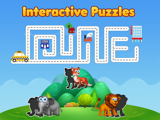Zoolingo - Preschool Learning Games For Toddler  screenshots 13