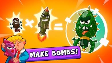 Big Bang Evolution - Tapping Bombs Idle Game screenshot thumbnail
