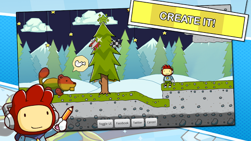 Scribblenauts Remix  screenshots 2