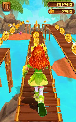 Royal Princess Jungle Running Games: New Game 2021  screenshots 3