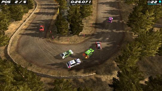 Rush Rally Origins MOD+ORIGIN APK 1.14 Unlocked Cars 4