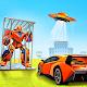 Grand Robot Car Transform Robot Prison Escape Game per PC Windows