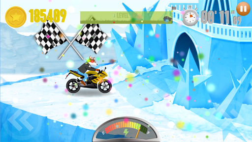 Motocross Trial Challenge  screenshots 4