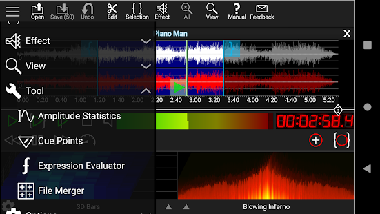 GoldWave Audio Editor, Recorder, Converter