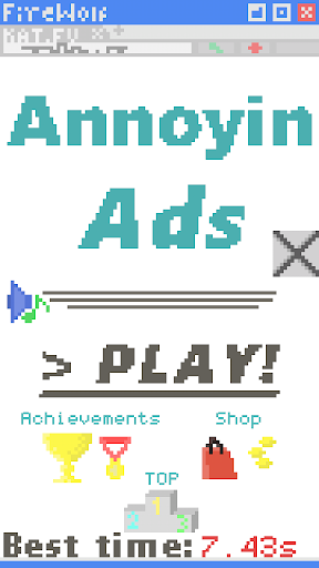 annoying ads screenshot 1