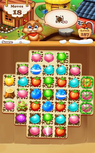 Farm Harvest 3- Match 3 Game 3.8.3 screenshots 13