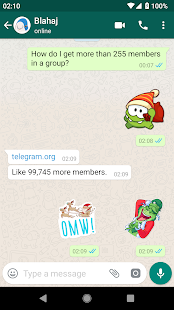 Christmas Holidays Stickers - WAStickerApps