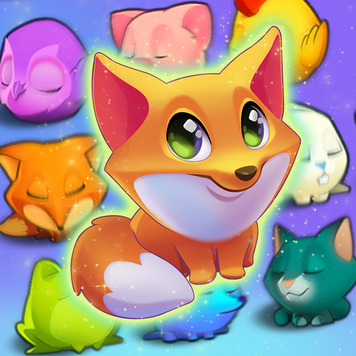 Baixar Link Pets: Match 3 puzzle game with animals para Android