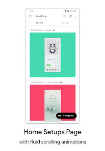 TruePick's – Home Screen Setups & Wallpapers MOD (Premium/Unlocked) 1