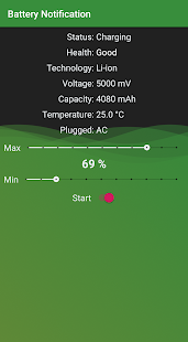 Battery Notification