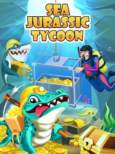Sea Jurassic Tycoon  screenshots 1