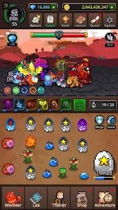 Grow Merge Monsters MOD APK 1.0.9 (Unlimited Gold, Diamond, Rubies) 1