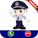 Policia de Niños - Broma - Llamada Falsa