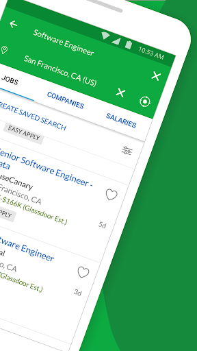 Glassdoor - Job search, company reviews & salaries  Screenshots 2