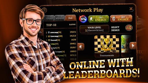 Checkers Online Elite 2.7.9.12 Screenshots 2