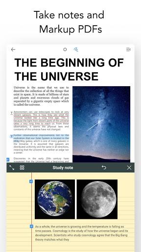 Flexcil Notes & PDF Reader - Notebook, Note-taking  screenshots 1