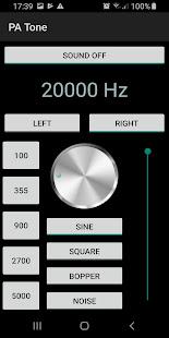 Pro Audio Tone Generator