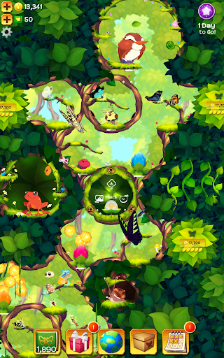 Flutter: Butterfly Sanctuary - Calming Nature Game 3.065 screenshots 21