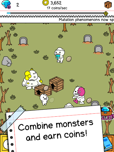 Zombie Evolution: Halloween Zombie Making Game  screenshots 6