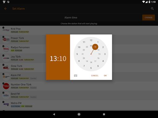 Radyo Kulesi - Turkish Radios 2.3.0 Screenshots 15