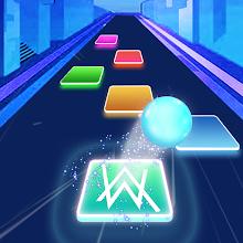 Alan Walker Tiles Hop 3D 2021 Hit Music Game APK