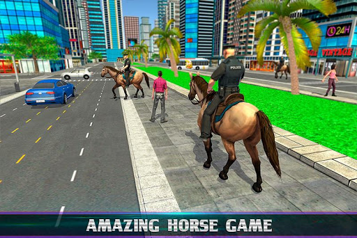 Mounted Police Horse Chase 3D 1.0 screenshots 14