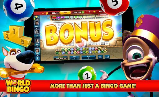 World of Bingou2122 Casino with free Bingo Card Games  Screenshots 2