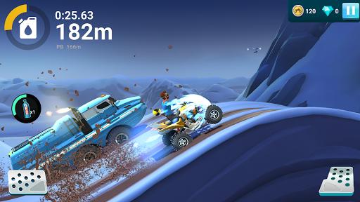 Télécharger MMX Hill Dash 2: monster trucks, voitures & motos apk mod screenshots 5