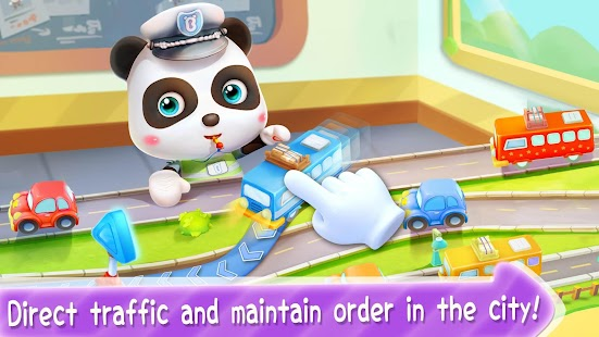 Little Panda Policeman Screenshot