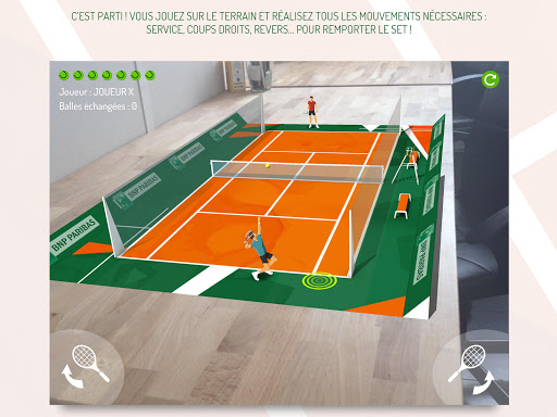 We Are Tennis AR