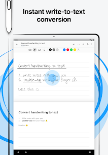 Nebo Apk: Note-Taking & Annotation (PAID) Download 6