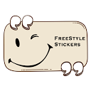 FreeStyle Stickers