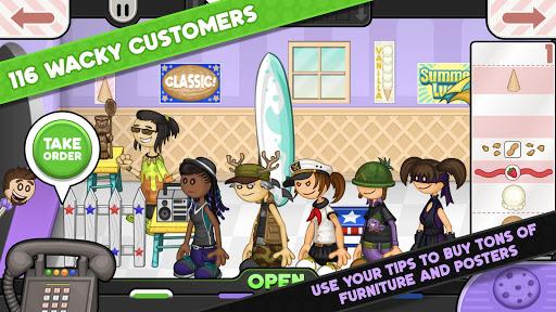 Papa's Scooperia To Go!  screenshots 5