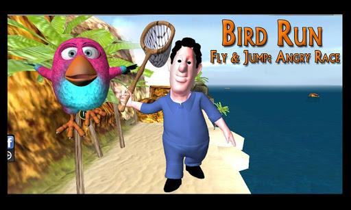 ud83dudc4d Bird Run, Fly & Jump: Angry Race  screenshots 4
