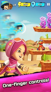 Download the latest version of BoBoiBoy Galaxy Run Mod Apk (Full) 2021 for Android 2