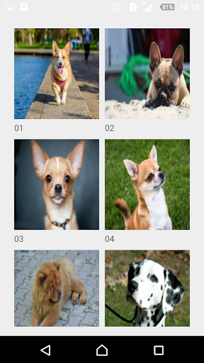 puzzle! puzzle! dog screenshot 2