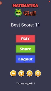 Best Crazy Math Games Screenshot