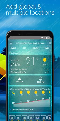 Weather Radar Pro—Weather Live Maps, Storm Tracker  screenshots 5