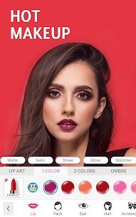 YouCam Makeup: Selfie Makeup Editor & Makeover Cam 1