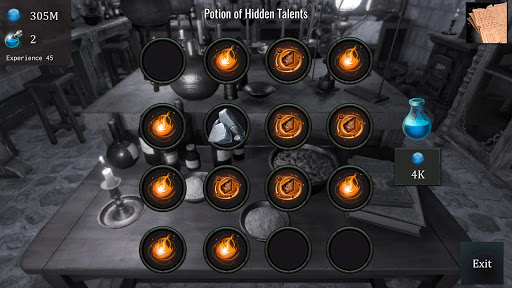 Wizards Greenhouse Idle  screenshots 12
