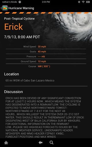 MyRadar Weather Radar android2mod screenshots 13