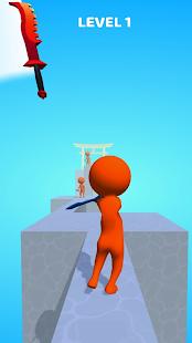 ソードプレイ!忍者スライスランナー3D