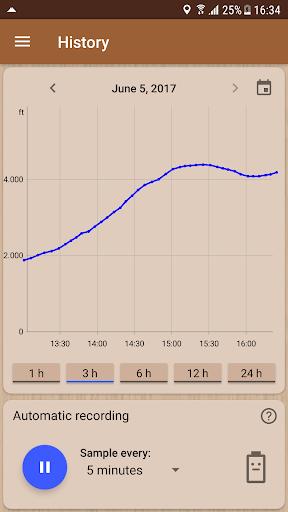 Accurate Altimeter 2.2.23 Screenshots 3